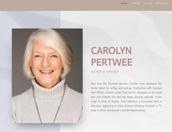 Carolyn Pertwee