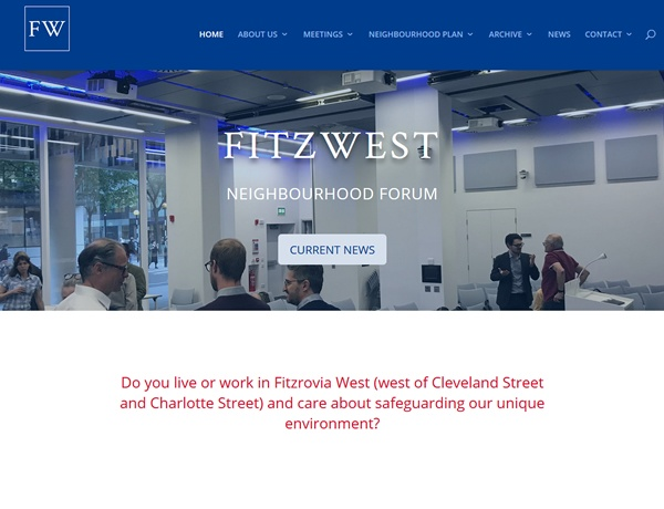 FitzWest Neighbourhood Forum