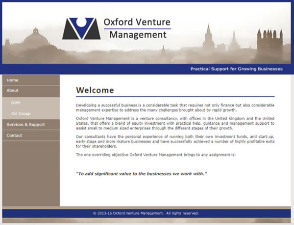Oxford Venture Management